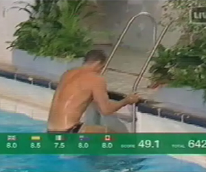 John Smiths Beer Advert – Diving Competition