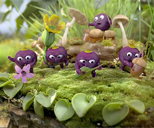 Ribena Advert – Slingshot to the Cart