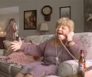 Budweiser Advert Granny Wassup
