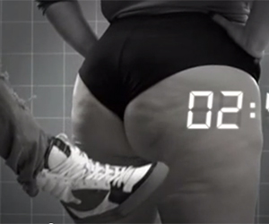 Diesel Sneakers Advert Ass Kicking Performance