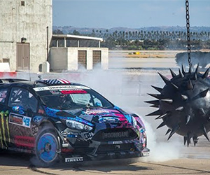 Ken Block's Racing Tricks Six