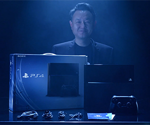Official PS4 Unboxing Video
