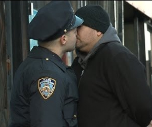 Police Stop And Kiss Program